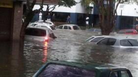 El Gobierno dispuso asistencia sanitaria para los damnificados por las inundaciones
