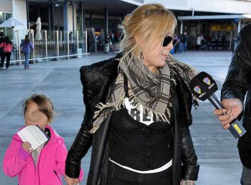 Karina La Princesita le hará juicio a Gianina Maradona