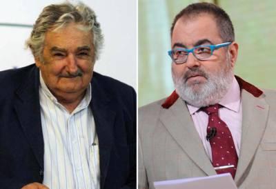 """Lanata le respondió a Mujica: """"Está mal informado, trabajé en Uruguay pero me echaron"""""""