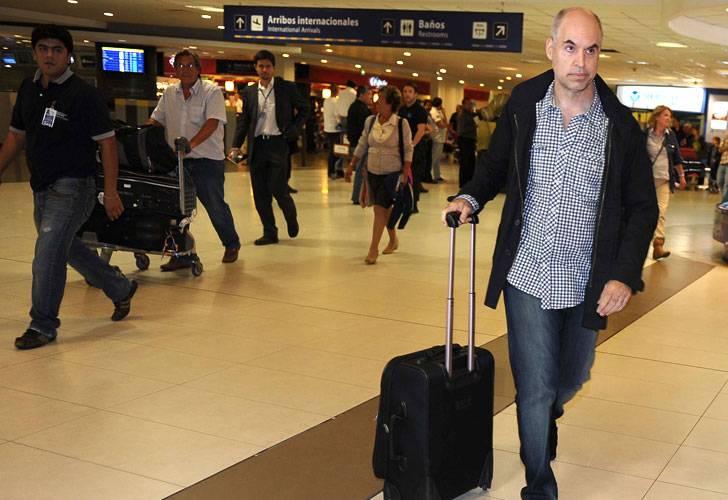 Rodríguez Larreta regresó de sus vacaciones