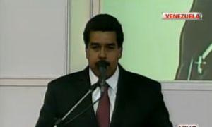En medio de protestas, Maduro fue proclamado presidente
