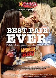 Video : La publicidad de hamburguesas censurada por un elevado tono sexual