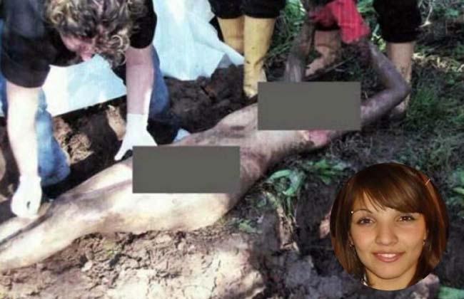 Aberrante: Mutilada y decapitada cuando estaba con vida