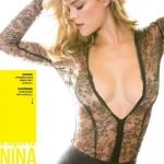 El topless de Nina Agdal