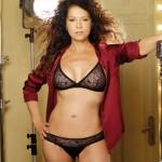 Las fotos hot de Patricia Sosa en campaña de ropa interior Selú