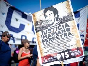 Pedraza fue condenado a 15 años de prisión