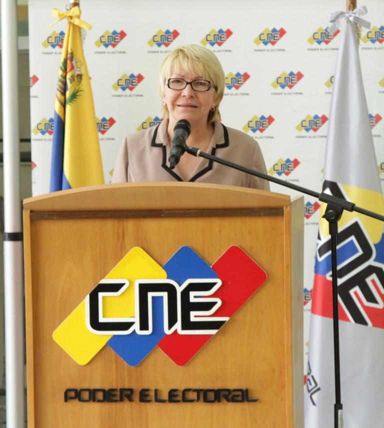 Plan Operativo del Ministerio Público para la Elección Presidencial 2013 EN VENEZUELA