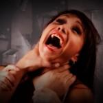 Las fotos jugadas de Sandra Villarruel en campaña contra la violencia de género