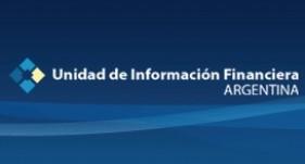 Comunicado de la Unidad de Información Financiera
