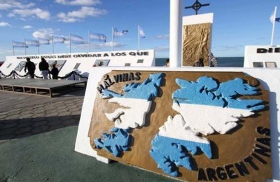 Río Grande capital nacional de la vigilia por Malvinas