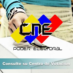 ELECCIONES 2013 EN VENEZUELA: CONSULTAR CENTRO DE VOTACION