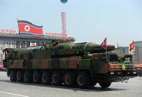 EE.UU. cree que Corea del Norte podría disparar misiles en cualquier momento