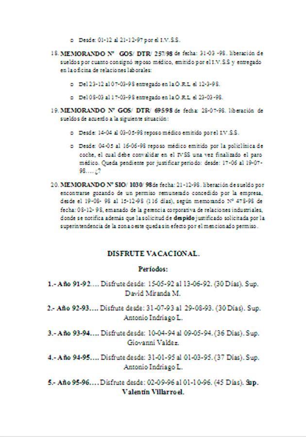 curriculum maduro 5
