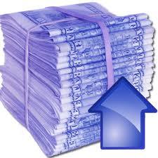 """El dólar """"blue"""" subió diez centavos a $ 8,52,el """"contado con liqui"""" opera a $ 8,89"""