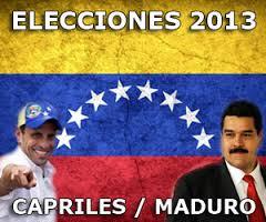 Elecciones en Venezuela : Planilla de Reclamo y Registro de Fallecidos.