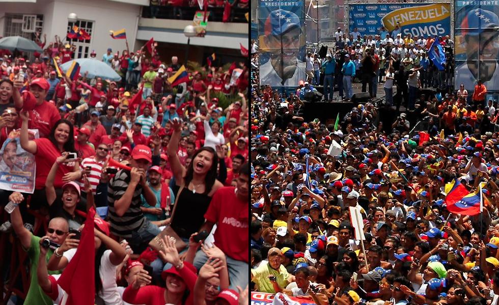 Líderes latinoamericanos exigen elecciones limpias en Venezuela