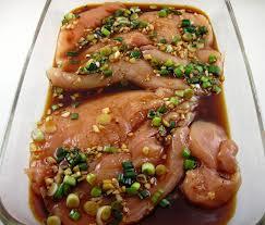 Como marinar carnes, pollos y pescados