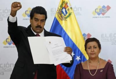 EE.UU. dice que no reconocerá a Maduro a menos que haya recuento de votos