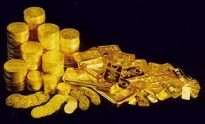 El oro registra su mayor pérdida diaria en 30 años