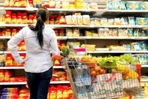 Los argentinos gastan casi 40% más que hace un año en el súpermercado