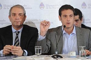 El Kirchnerismo firmó dictamen para la regulación de las medidas cautelares