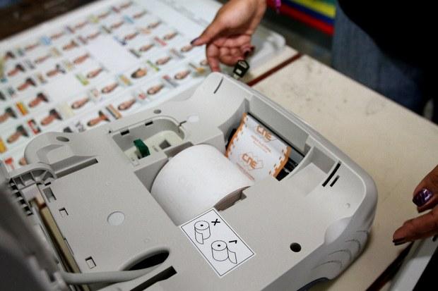 El sistema electoral venezolano