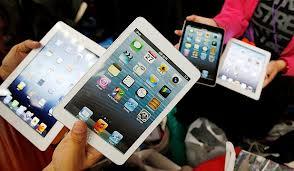 Las tabletas desaparecerán en el 2018