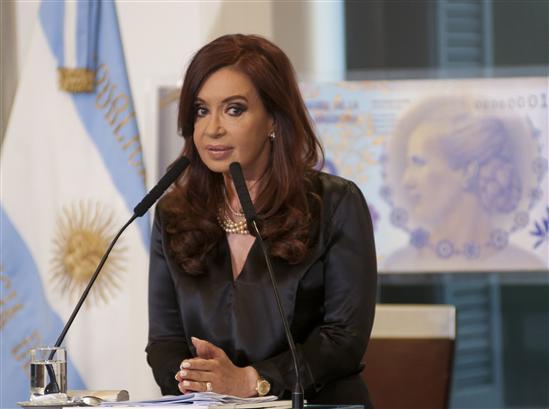 """Cristina pidió a EEUU que """"reconozca"""" triunfo de Maduro"""