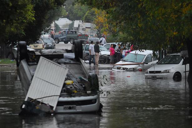 Centros de ayuda por el temporal