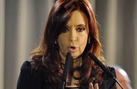 """Cristina: """"Nadie va a robar nada porque vamos a controlar todo"""""""