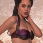 Aparecen nuevas fotos de Angelina Jolie a los 16 años