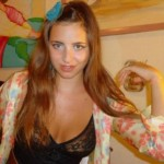 Fotos de Annalisa Santi la estudiante de la UCA