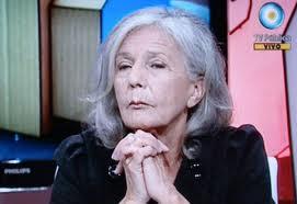 """Beatriz Sarlo: """"Cristina piensa en su propia eternidad"""""""