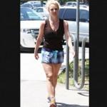 Fotos: Britney Spears con su cuerpo lleno de celulitis