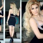Las fotos de Charlotte Caniggia en la Revista Gente
