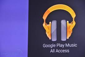 Nuevo servicio de música de Google para móviles