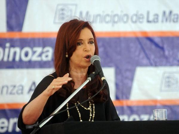 """Cristina Kirchner: """"No voy a proponer ninguna reforma de la Constitución"""""""