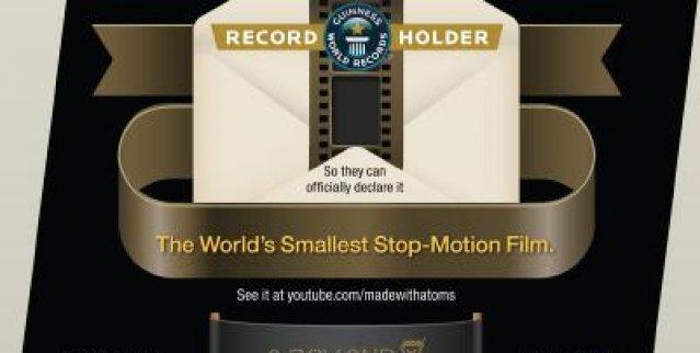 Esta es la película más pequeña del mundo