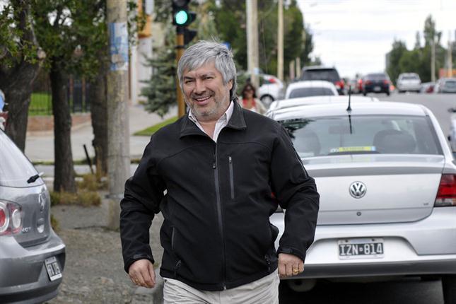¿Dónde está el Rolex de Lázaro Báez?