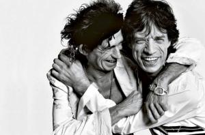 Mick jagger dijo que el pene de Keith Richards era chico