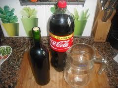 Vino tinto con Coca-Cola es la última moda en Nueva York