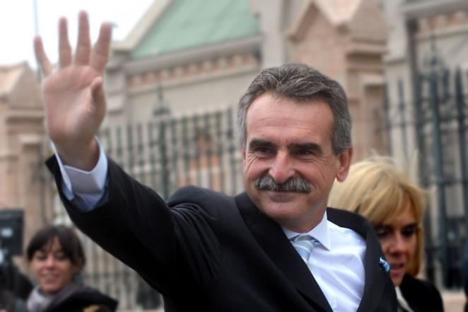 Agustín Rossi es el nuevo ministro de Defensa