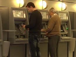 Se podrá sacar dinero de cajeros sin utilizar tarjetas