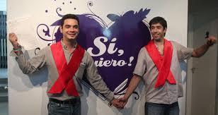 Brasil legalizó el casamiento gay