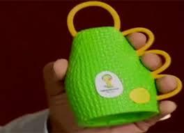 Prohíben en Brasil las 'caxirolas' , que será el instrumento del Mundial 2014
