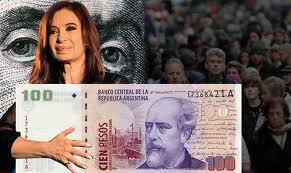 Cristina lleva perdidos $ 14 millones de pesos con su plazo fijo pesificado