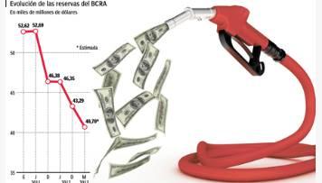 El déficit energético en 2013 superaría los u$s 7.000 millones de dólares