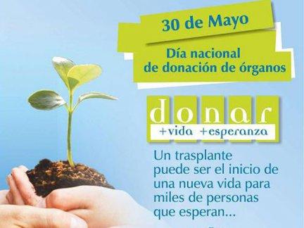 Más del 70% de los argentinos se considera donante de órganos