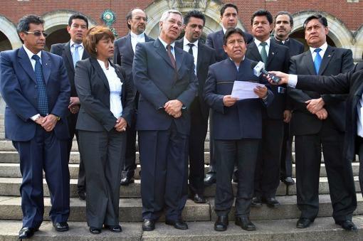 La Corte de La Haya aceptó la demanda de Bolivia contra Chile para recuperar su salida al mar
