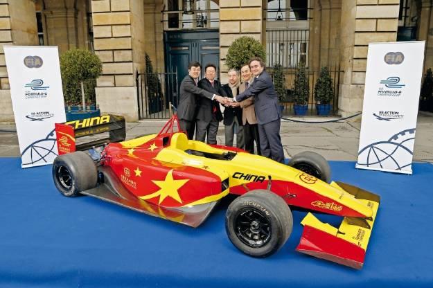 Fórmula E, automovilismo ecológico